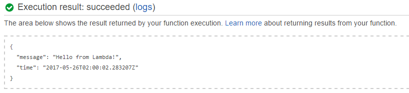 Continuous Integration: C# to AWS Lambda – Max Horstmann's Coding